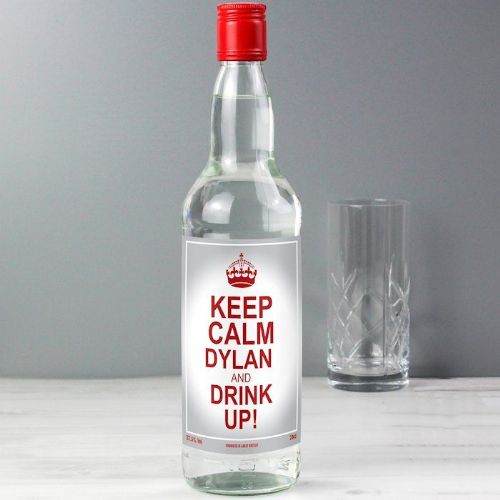 Keep Calm Vodka